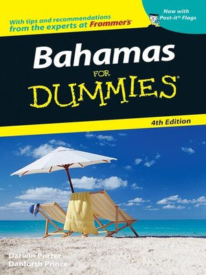 cover image of Bahamas For Dummies