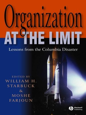 cover image of Organization at the Limit