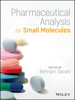 cover image of Pharmaceutical Analysis for Small Molecules