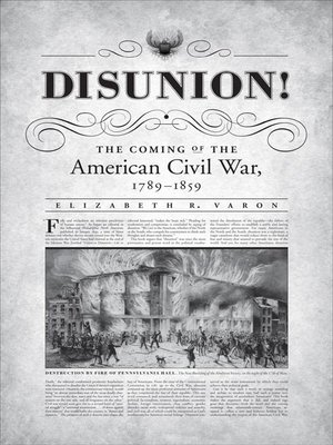 cover image of Disunion!