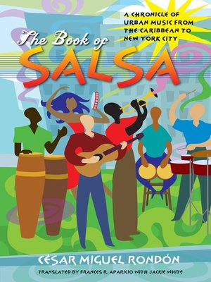 cover image of The Book of Salsa