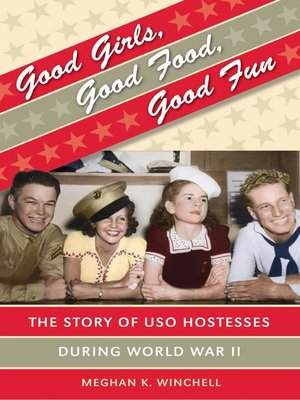 cover image of Good Girls, Good Food, Good Fun