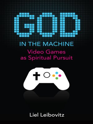 cover image of God in the Machine