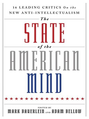 cover image of The State of the American Mind