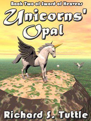cover image of Unicorns' Opal