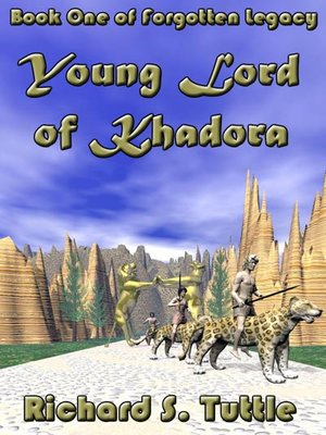 cover image of Young Lord of Khadora
