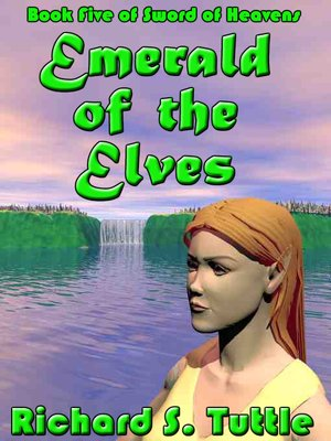 cover image of Emerald of the Elves