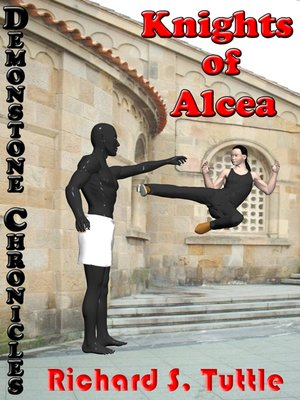 cover image of Knights of Alcea