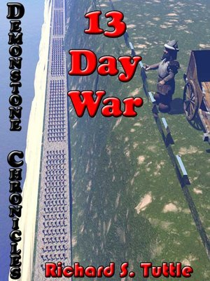 cover image of 13 Day War
