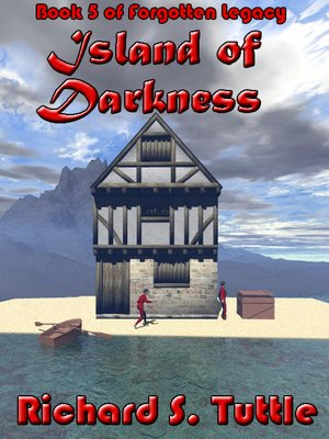 cover image of Island of Darkness