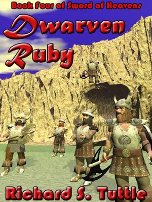 cover image of Dwarven Ruby