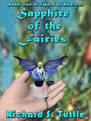 cover image of Sapphire of the Fairies