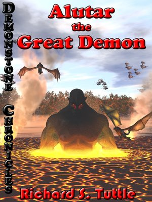 cover image of Alutar: The Great Demon