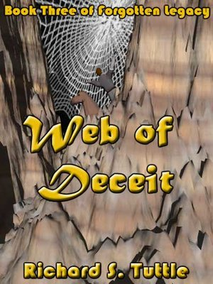 cover image of Web of Deceit