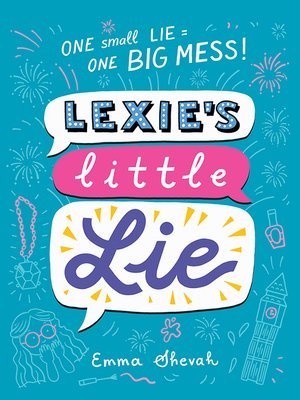 cover image of Lexie's Little Lie