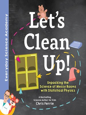 cover image of Let's Clean Up!