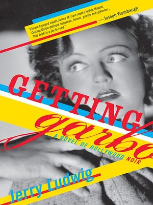 cover image of Getting Garbo
