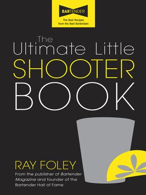 cover image of The Ultimate Little Shooter Book