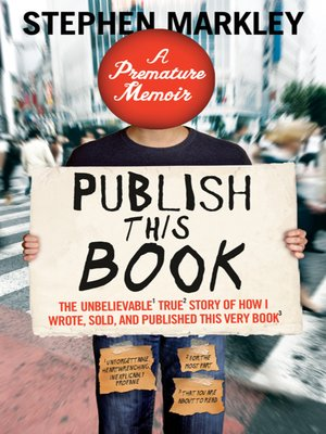 cover image of Publish This Book