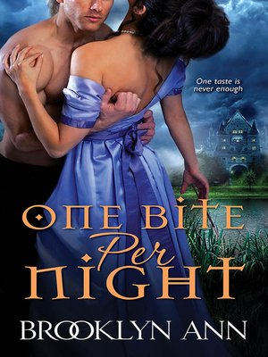 cover image of One Bite Per Night