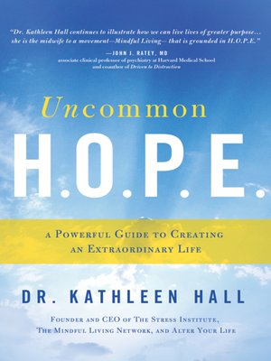 cover image of Uncommon H.O.P.E.