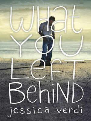 cover image of What You Left Behind