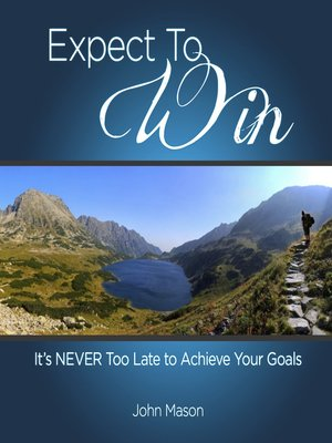 cover image of Expect to Win