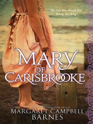cover image of Mary of Carisbrooke