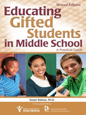 cover image of Educating Gifted Students in Middle School