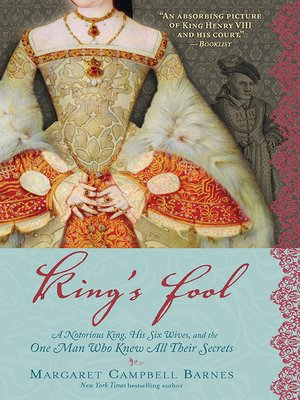 cover image of King's Fool