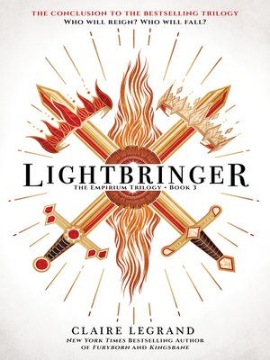 cover image of Lightbringer
