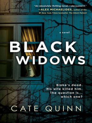 cover image of Black Widows