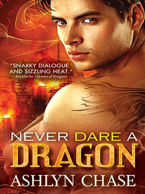 cover image of Never Dare a Dragon