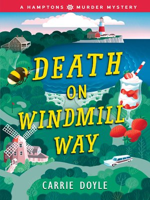 cover image of Death on Windmill Way