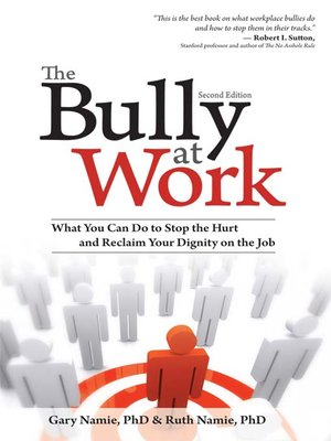 cover image of The Bully at Work