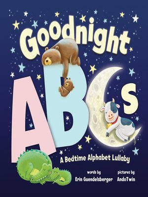 cover image of Goodnight ABCs