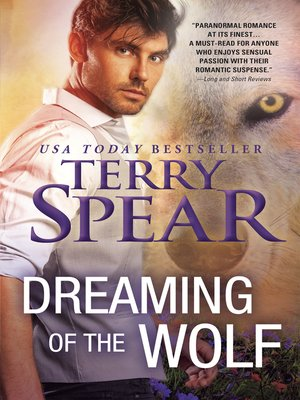 cover image of Dreaming of the Wolf