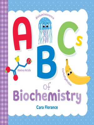 cover image of ABCs of Biochemistry
