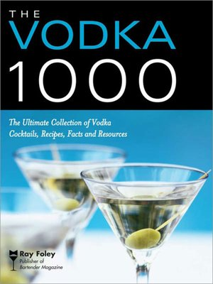 cover image of The Vodka 1000
