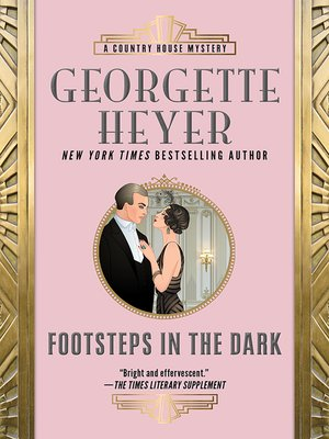 cover image of Footsteps in the Dark