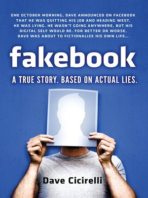 cover image of Fakebook