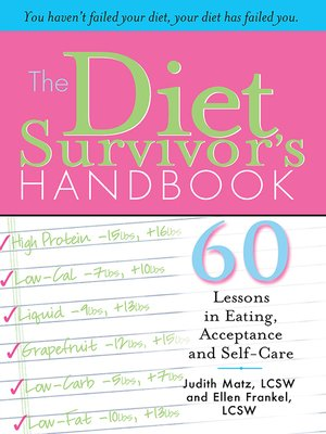 cover image of The Diet Survivor's Handbook