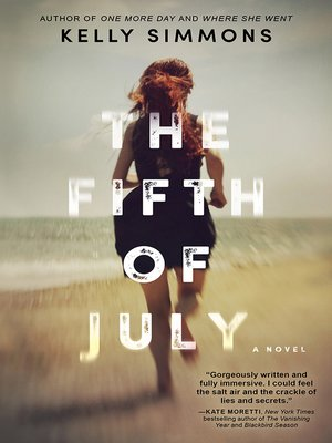 cover image of The Fifth of July