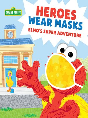 cover image of Heroes Wear Masks