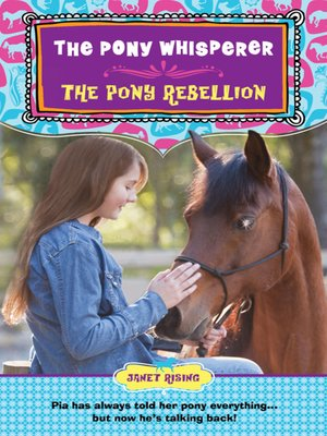 cover image of The Pony Rebellion