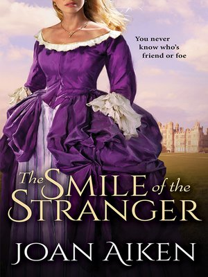 cover image of The Smile of the Stranger