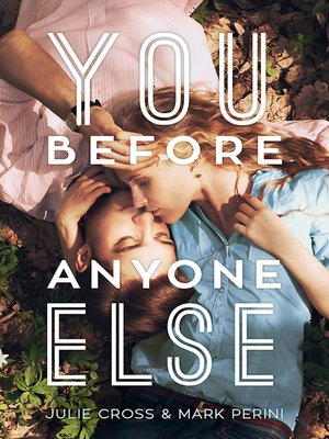 cover image of You Before Anyone Else
