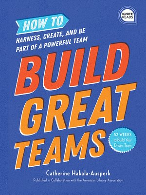 cover image of Build Great Teams