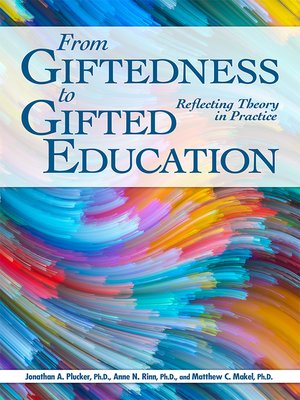 cover image of From Giftedness to Gifted Education