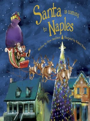 cover image of Santa Is Coming to Naples